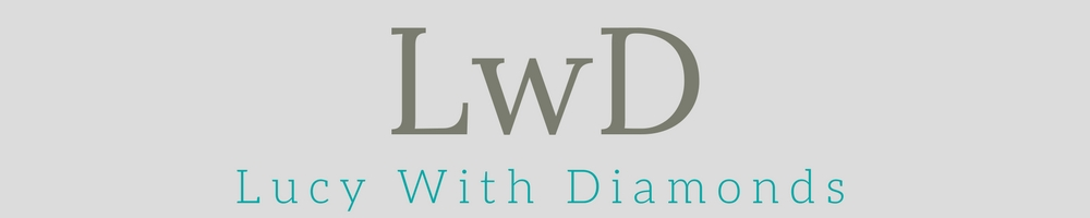 Lucy With Diamonds, site logo.