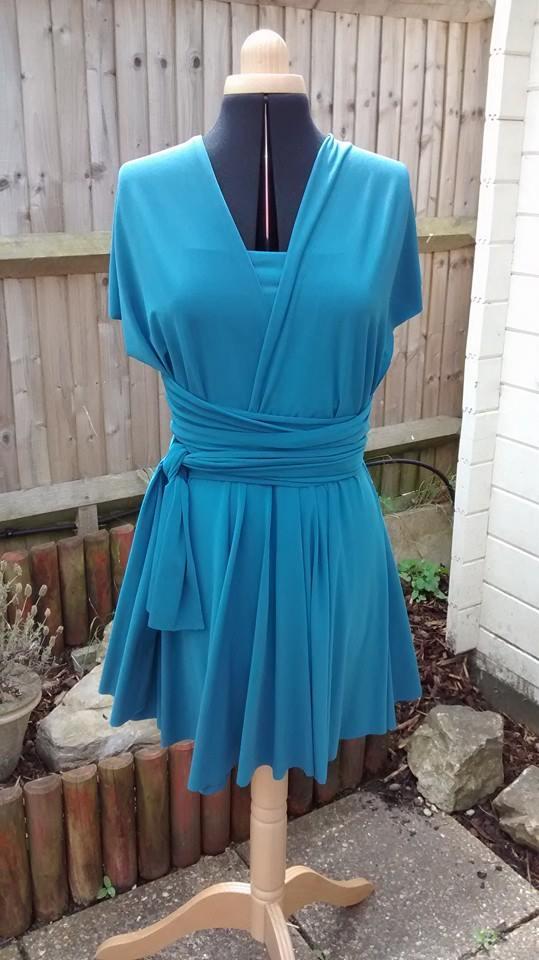 The Multi-Way Dress