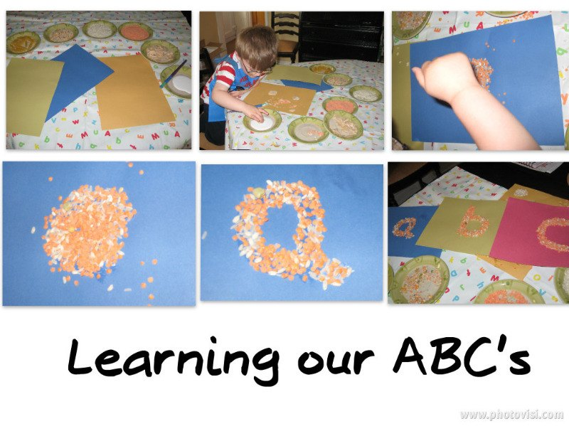 learning abcs