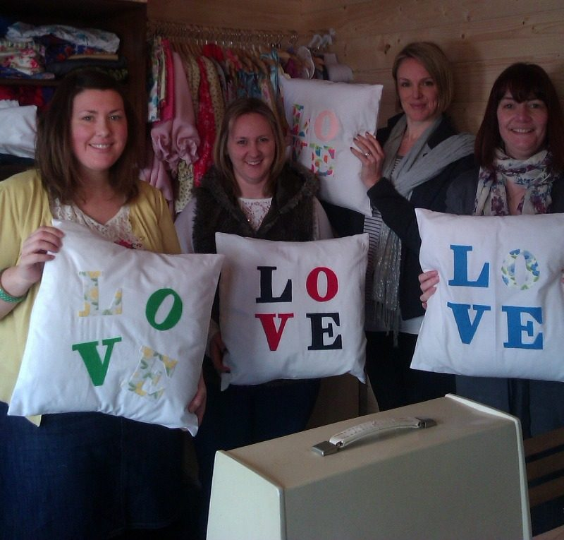 love cushion workshop 2