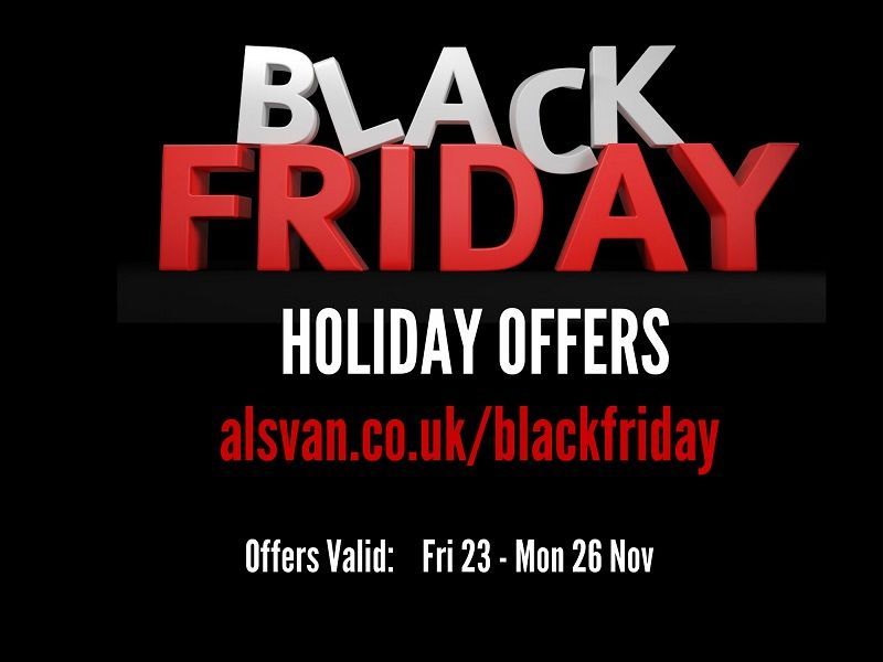Black Friday Holiday Offers