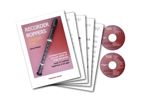 Recorder Boppers - Starter Plus Edition