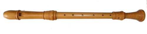 John Willman Voice Flute (a=415) Boxwood - Pre-owned