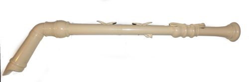 Bass Recorder - Ivory effect