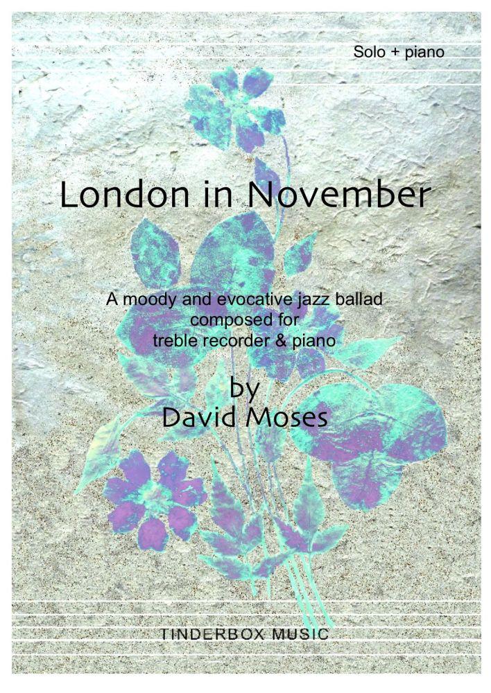 London In November (Treble & Piano)