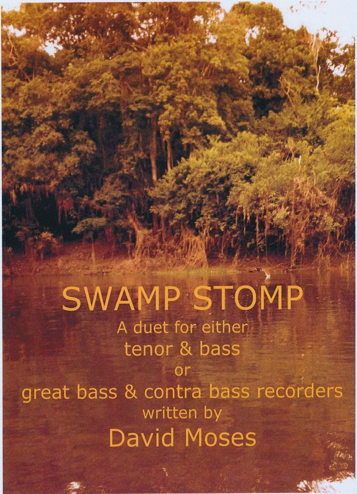 Swamp Stomp (Tenor & Bass, or Gt Bass & Contra)