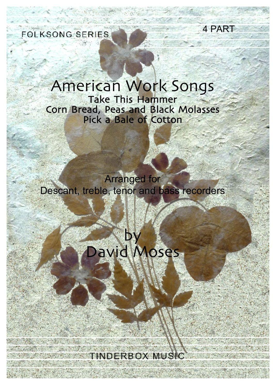 American Work Songs (SATB)