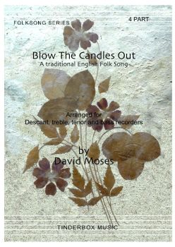 Blow the Candles Out (SATB)