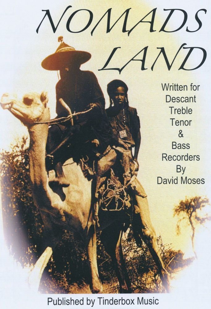 Nomads' Land (SATB)