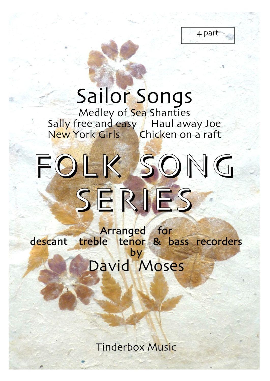 Sailor Songs (SATB)