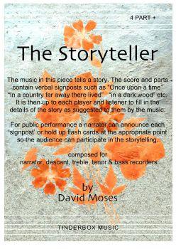 The Storyteller (SATB)