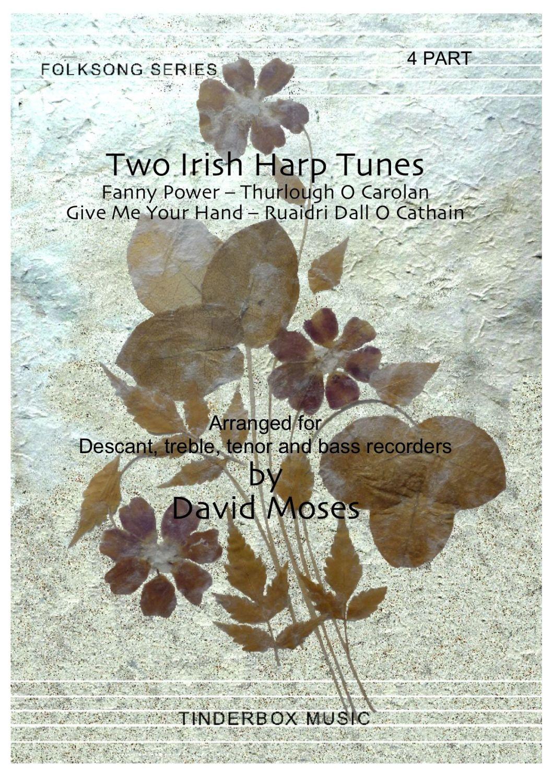 Two Irish Harp Tunes (SATB)