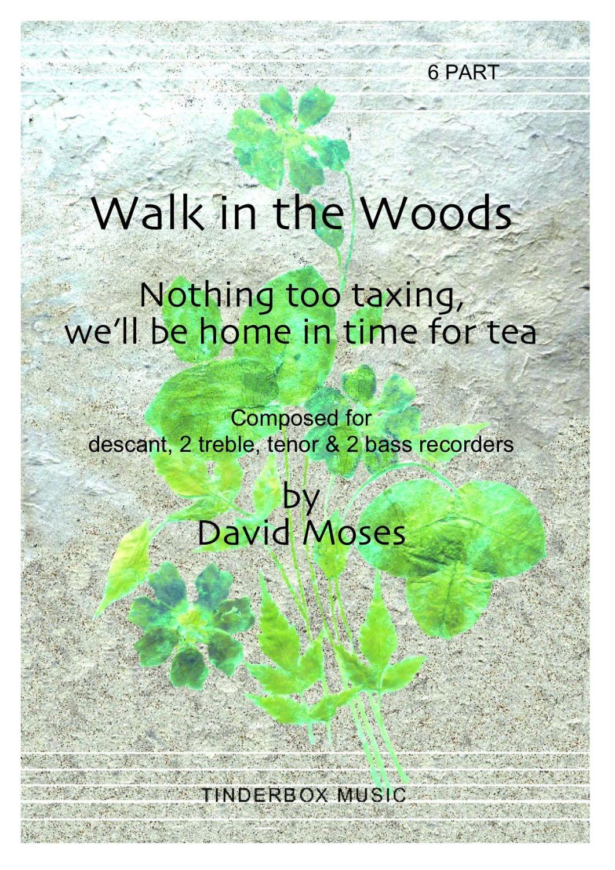Walk in the Woods (SAATBB)
