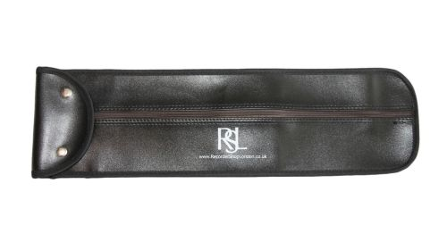 Tenor leather look case