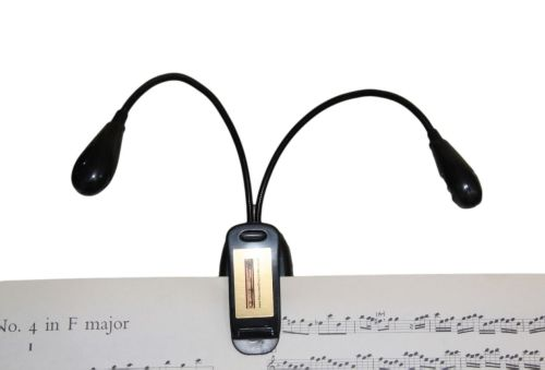 Music stand Clip-on Light