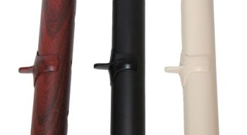 Thumb Rest - Soprano (Black, Rosewood or Ivory)