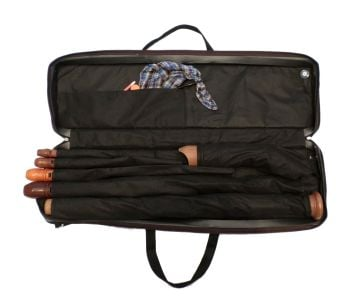 5 Recorder case with padding and shoulder strap