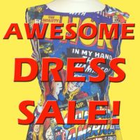 AWESOME DRESS SALE!