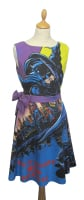 BATMAN FOREVER DRESS SIZE 12-14