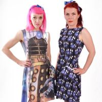 DR WHO DRESSES