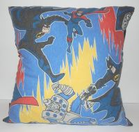 BATMAN ANIMATED SERIES CUSHION