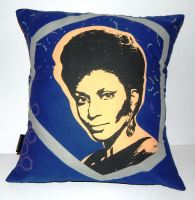 STAR TREK UHURA CUSHION