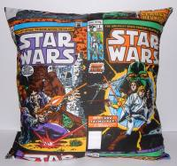 STAR WARS COMIC COVERS CUSHION