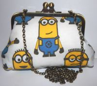 MINIONS DESPICABLE ME HANDBAG
