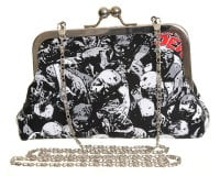 WALKING DEAD EVENING HANDBAG