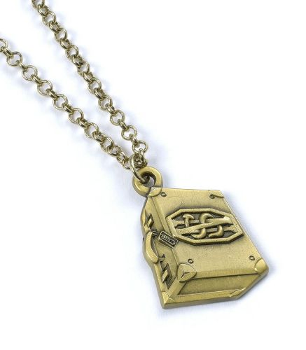 A HP CARAT SHOP FANTASTIC BEAST NECKLACE TEMPLATE