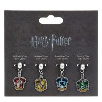 HARRY POTTER OFFICIAL CHARM SET #2 (House Badges)