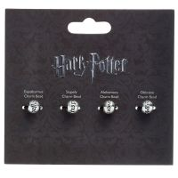 HARRY POTTER OFFICIAL MAGICAL SPELLS CHARM BEADS SET