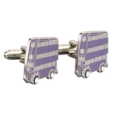 HARRY POTTER OFFICIAL SILVER PLATED xxx CUFFLINKS