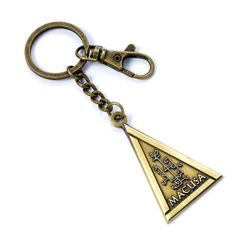 FANTASTIC BEASTS NEWT SCAMANDER'S SUITCASE KEYRING