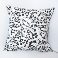 A NIGHTMARE BEFORE CHRISTMAS JACK SKELLINGTON  CUSHION