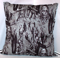 CUSHIONS FROM THE CRYPT!