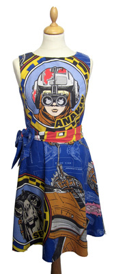 Star Wars Pod Racer Dress VARIOUS SIZES AVAILABLE