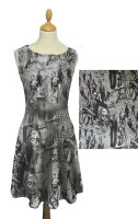 'WALKING DEAD' ZOMBIES DRESS various sizes in stock