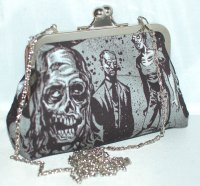 WALKING DEAD ZOMBIES HANDBAG