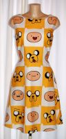 ADVENTURE TIME DRESS