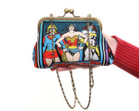 DC GIRL POWER EVENING BAG