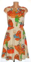 MUPPET SHOW DRESS
