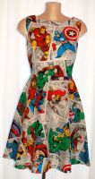 MARVEL HEROES COLOUR POLARIOD PICS DRESS