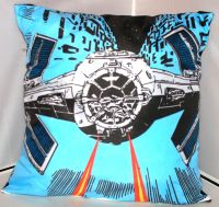 STAR WARS TIE FIGHTER CUSHION