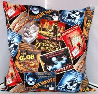 HAMMER HORROR CUSHION