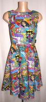 WONDER WOMAN 'GIRL POWER!' DRESS