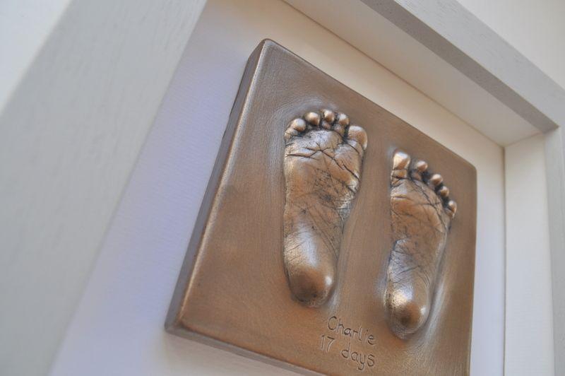 C/U resin feet framed imp
