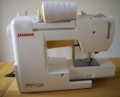 sewing machine big reel