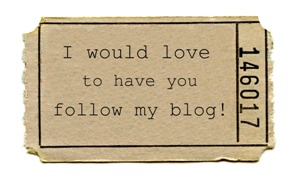 blog follow button small