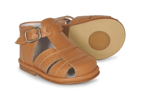 Boys Camel Sandals 3320 Wide Fitting